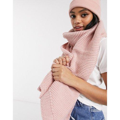 Écharpe oversize en laine - Pieces - Modalova