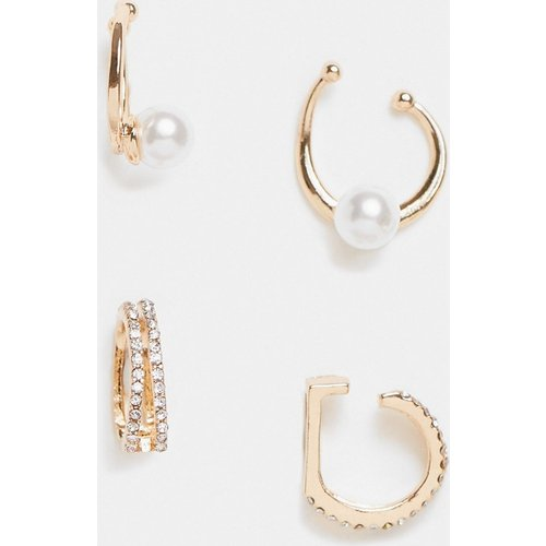 Lot de 2 paires de boucles d'oreilles - Pieces - Modalova