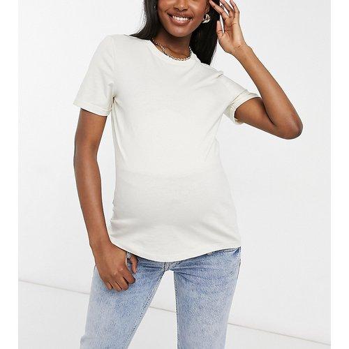 T-shirt en coton - Pieces Maternity - Modalova