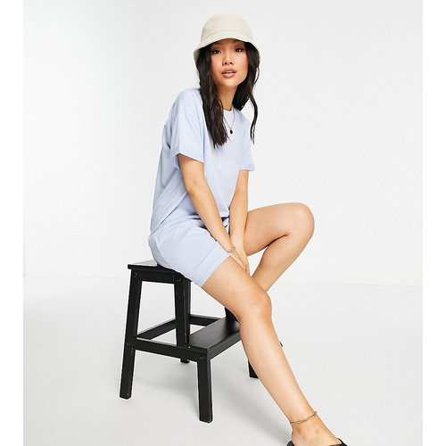 Robe t-shirt courte - Pieces Petite - Modalova