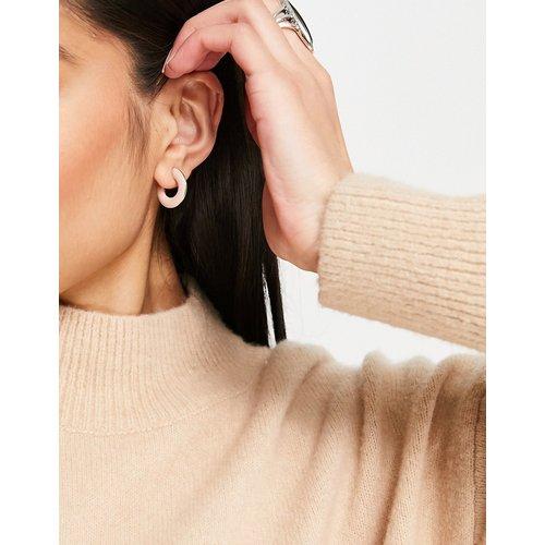 Baila - Boucles d'oreilles en plaqué or - Pilgrim - Modalova