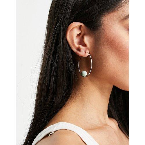 Bessie - Boucles d'oreilles en plaqué - Pilgrim - Modalova