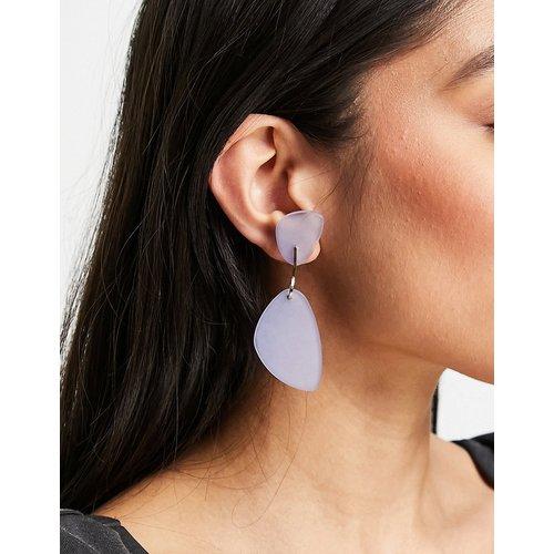 Effie - Boucles d'oreilles en plaqué or - Pilgrim - Modalova