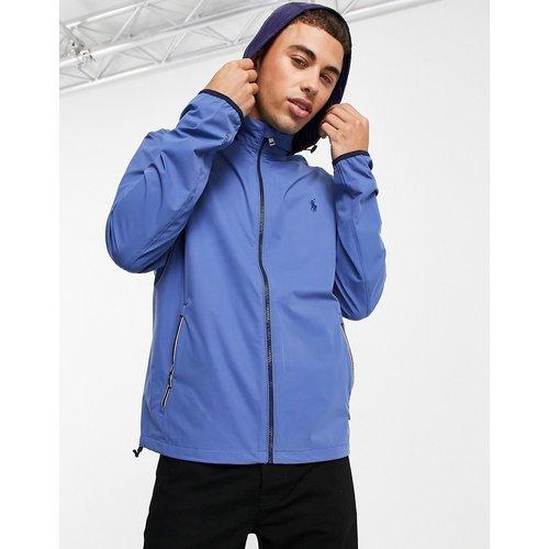 Golf - Veste imperméable à capuche avec logo emblématique - Polo Ralph Lauren - Modalova