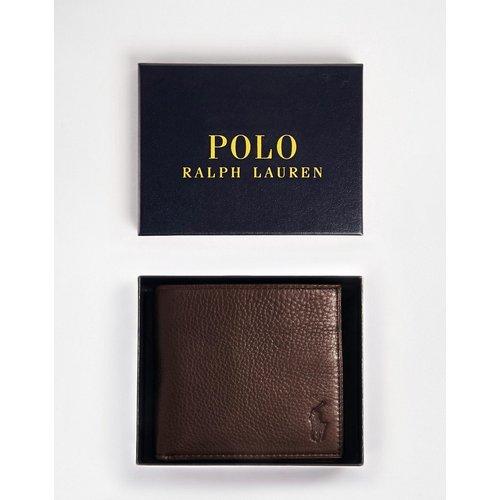 Portefeuille en cuir - Polo Ralph Lauren - Modalova