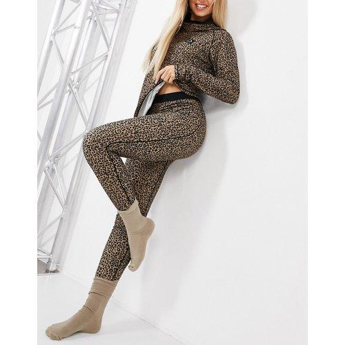 Heather - Pantalon bas de sous-vêtement imprimé panthère - Protest - Modalova