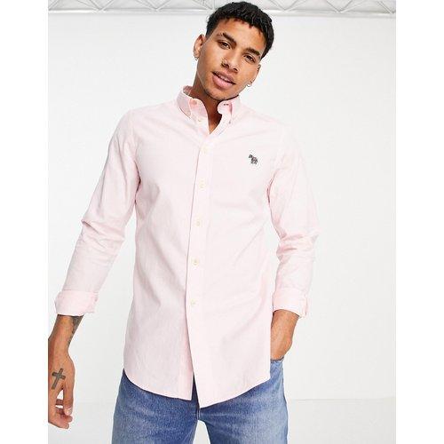 Chemise à logo zèbre - clair - PS Paul Smith - Modalova