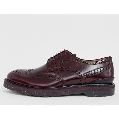 Cruz - Chaussures richelieu en cuir - Bordeaux - PS Paul Smith - Modalova