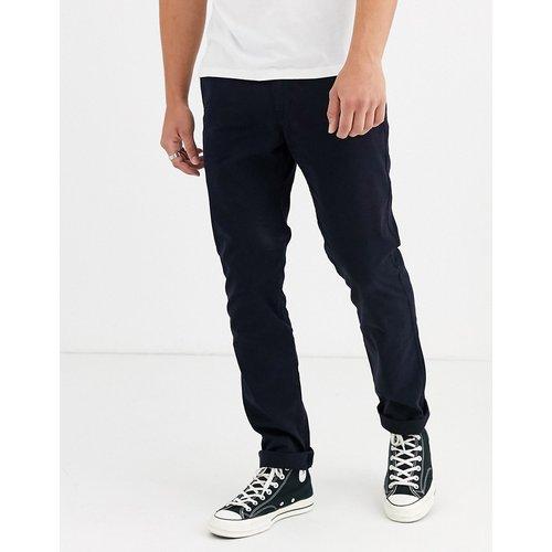 Pantalon chino coupe slim - Bleu marine - PS Paul Smith - Modalova