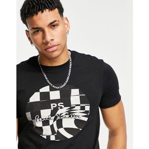 T-shirt à logo circulaire - PS Paul Smith - Modalova