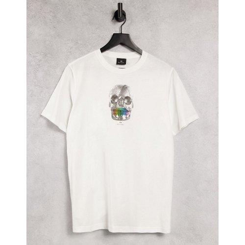 T-shirt motif crâne - PS Paul Smith - Modalova