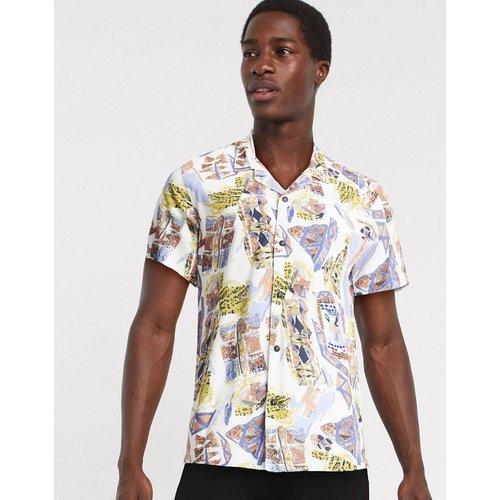 Chemise à motifs - Pull&Bear - Modalova
