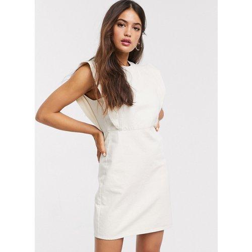 Robe courte droite - Pull&Bear - Modalova