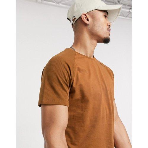 T-shirt à manches raglan - Pull&Bear - Modalova