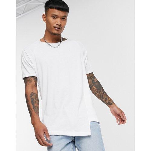 T-shirt asymétrique - Pull&Bear - Modalova