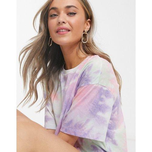 T-shirt effet tie-dye - Pull&Bear - Modalova