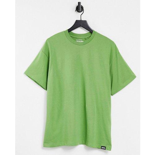 Pull&Bear - T-shirt - Vert - Pull&Bear - Modalova