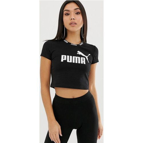 Amplified - Crop top à bandes - Puma - Modalova
