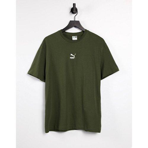Avenir - T-shirt à logo - Kaki - Puma - Modalova