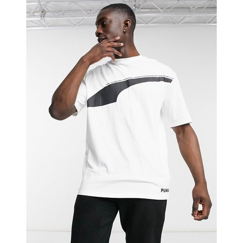 Puma - Avenir - T-shirt - Blanc - Puma - Modalova