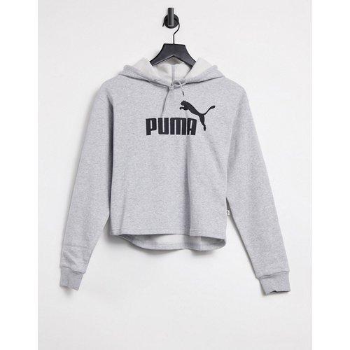 Elevated - Hoodie court à logo - Puma - Modalova