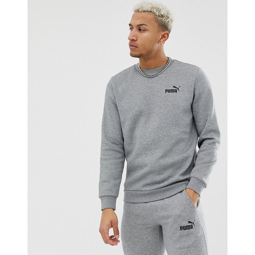 Essentials - Sweat-shirt à petit logo - Puma - Modalova