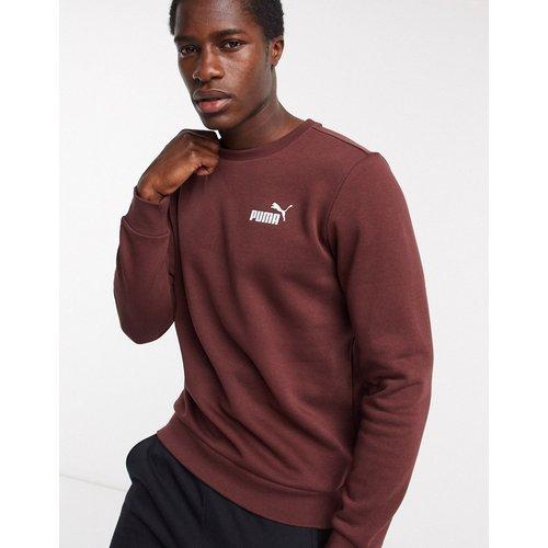 Essentials - Sweat-shirt à petit logo - foncé - Puma - Modalova