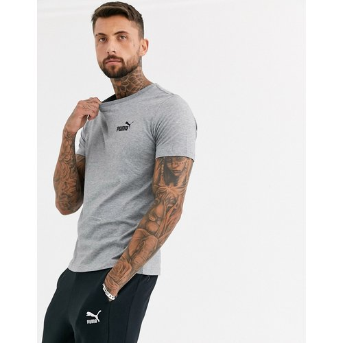 Essentials - T-shirt à petit logo - Puma - Modalova