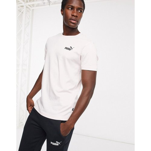 Essentials - T-shirt à petit logo - pâle - Puma - Modalova