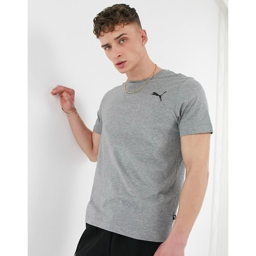 Essentials - T-shirt avec logo félin - Puma - Modalova