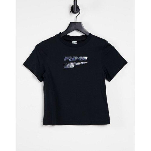 Evide - T-shirt à motif - Puma - Modalova