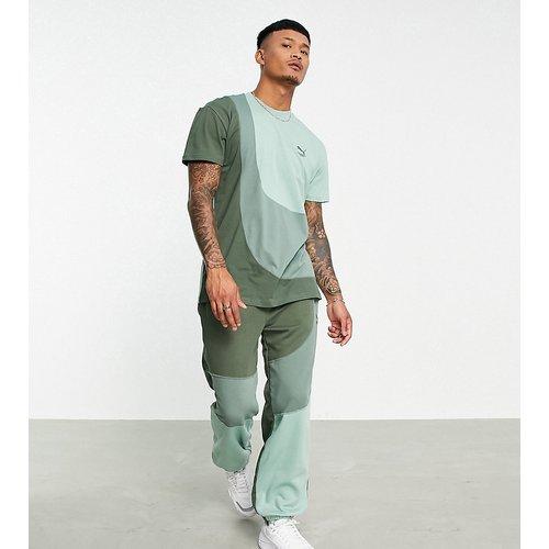 Exclusivité ASOS - Convey - T-shirt color block - Puma - Modalova