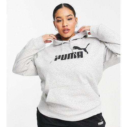 Plus - Essentials - Hoodie à logo - clair - Puma - Modalova