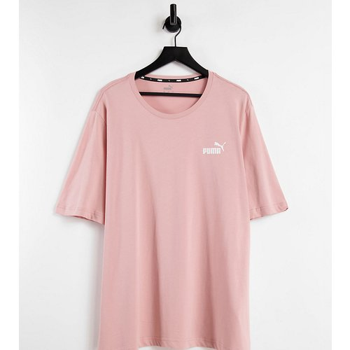 Plus - Essentials - T-shirt - Taupe - Puma - Modalova