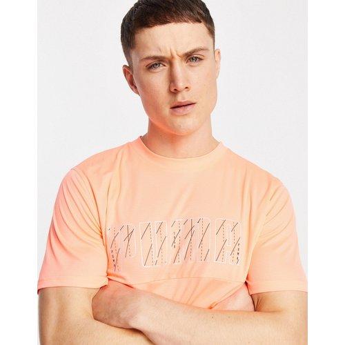 Run - T-shirt manches courtes à logo - Puma - Modalova