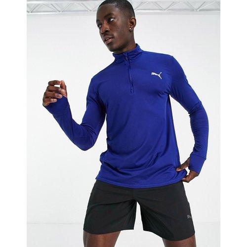 Running - Favorite - Sweat-shirt à fermeture éclair partielle - Puma - Modalova