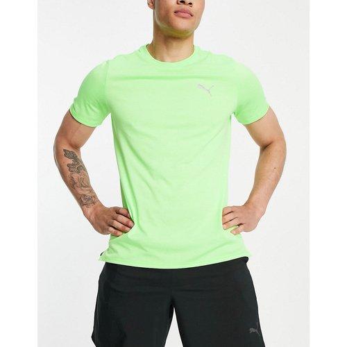 Running Favorite - T-shirt - Vert vif - Puma - Modalova