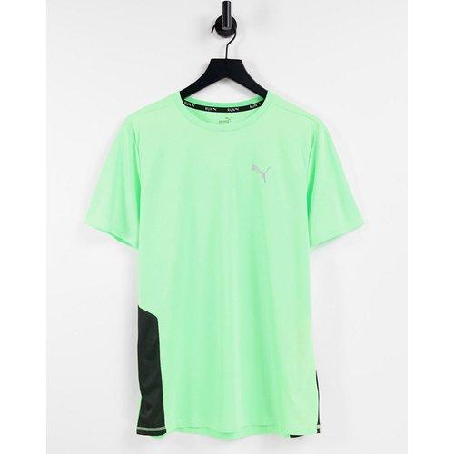 Puma - Running - T-shirt - Vert - Puma - Modalova