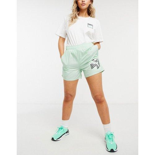 Puma - Short à logo - Vert menthe - Puma - Modalova