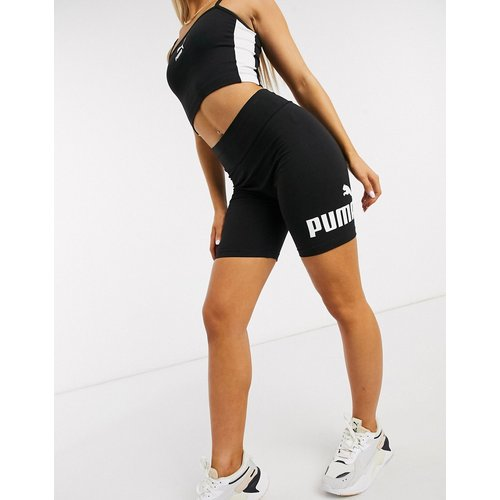 Short legging à grand logo - Puma - Modalova