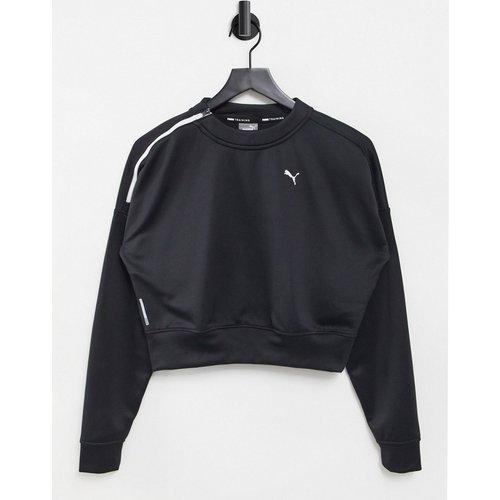 Sweat-shirt de sport ras de cou à fermeture éclair - Puma - Modalova