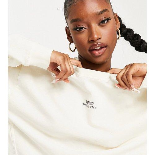 Sweat-shirt délavé - cassé - Exclusivité ASOS - Puma - Modalova