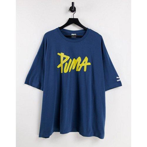 T-shirt de skate coupe carrée - Puma - Modalova