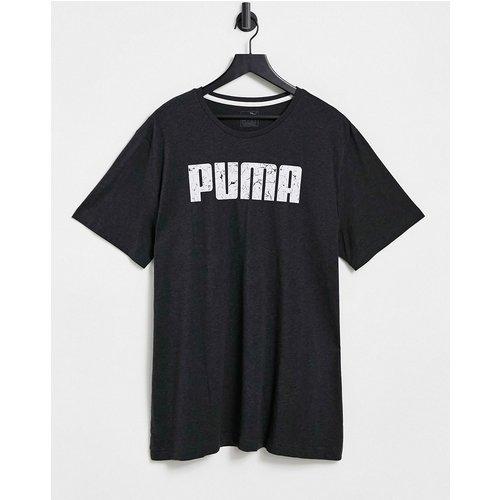 Puma - T-shirt graphique - Gris - Puma - Modalova