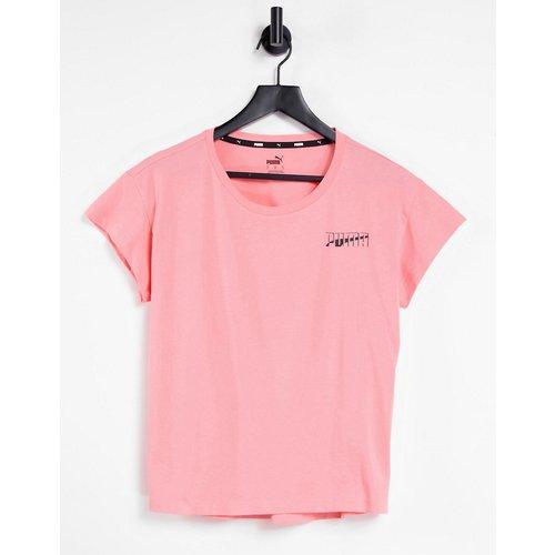Puma - T-shirt - Rose - Puma - Modalova