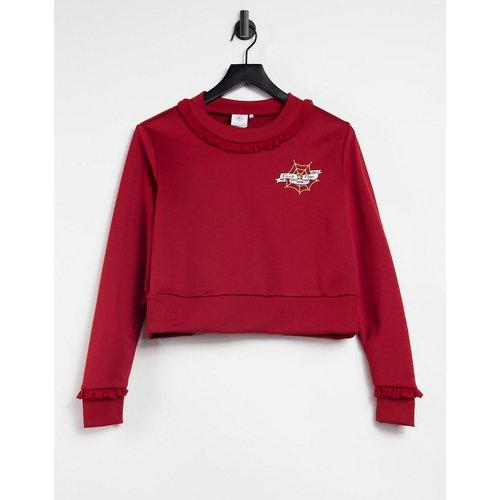 X Charlotte Olympia - Sweat-shirt court - Puma - Modalova