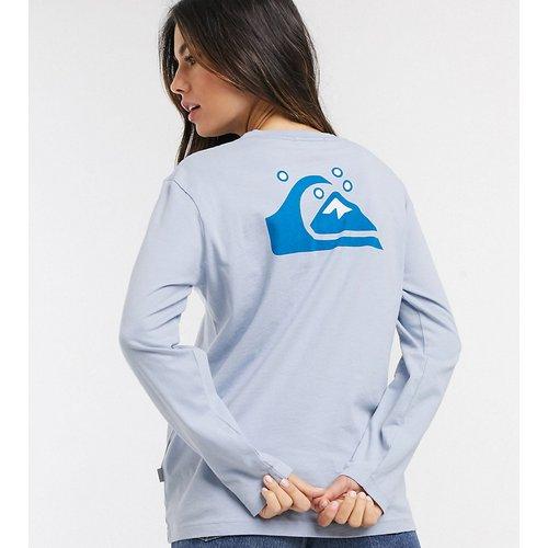 T-shirt classique à manches longues - - Exclusivité ASOS - Quiksilver - Modalova