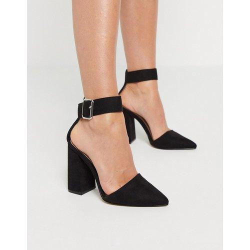 Chaussures à talon carré - QUPID - Modalova