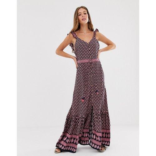 Avah - Robe longue imprimé cachemire - Raga - Modalova