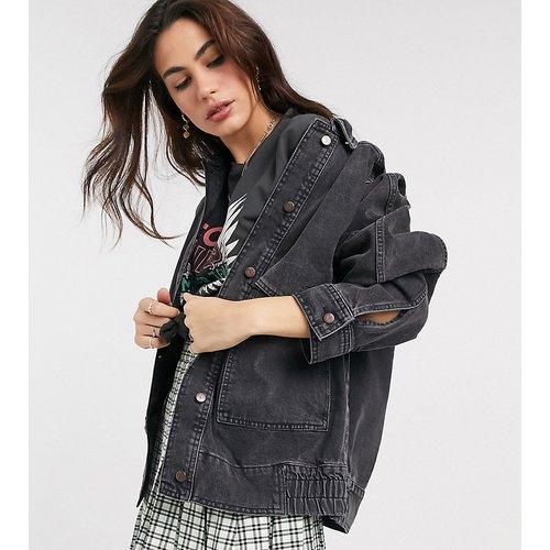 Inspired - Veste en jean - délavé - Reclaimed Vintage - Modalova